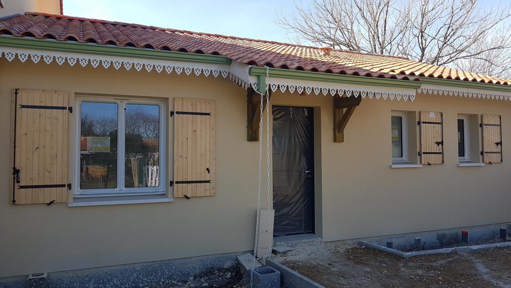 Entre particulier , maison, de 64m² à Gujan-Mestras