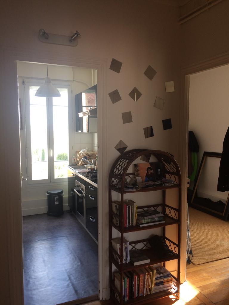 Location particulier à particulier, appartement, de 46m² à Fontenay-sous-Bois
