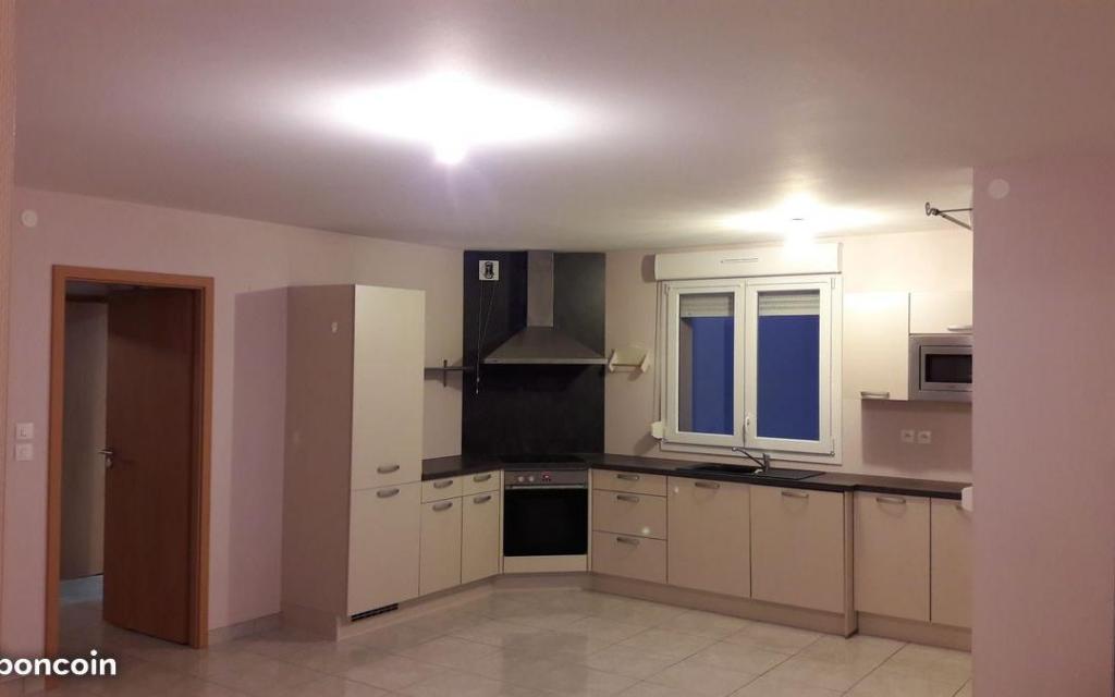 De particulier à particulier Guénange, appartement appartement, 68m²