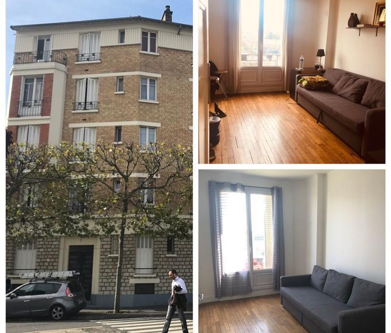Location de particulier à particulier, appartement, de 26m² à Argenteuil