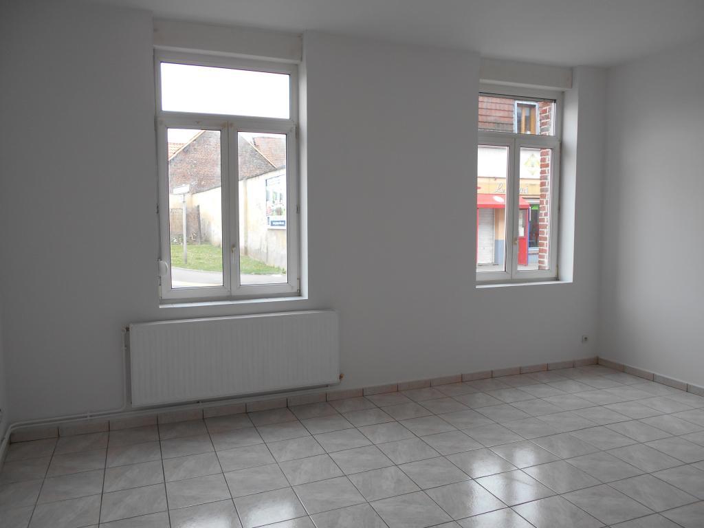 Location immobilière par particulier, Carnin, type appartement, 63m²