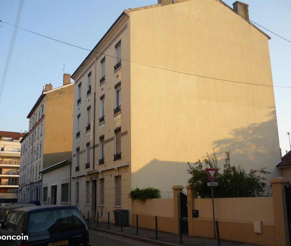 Location appartement par particulier, appartement, de 44m² à Villeurbanne