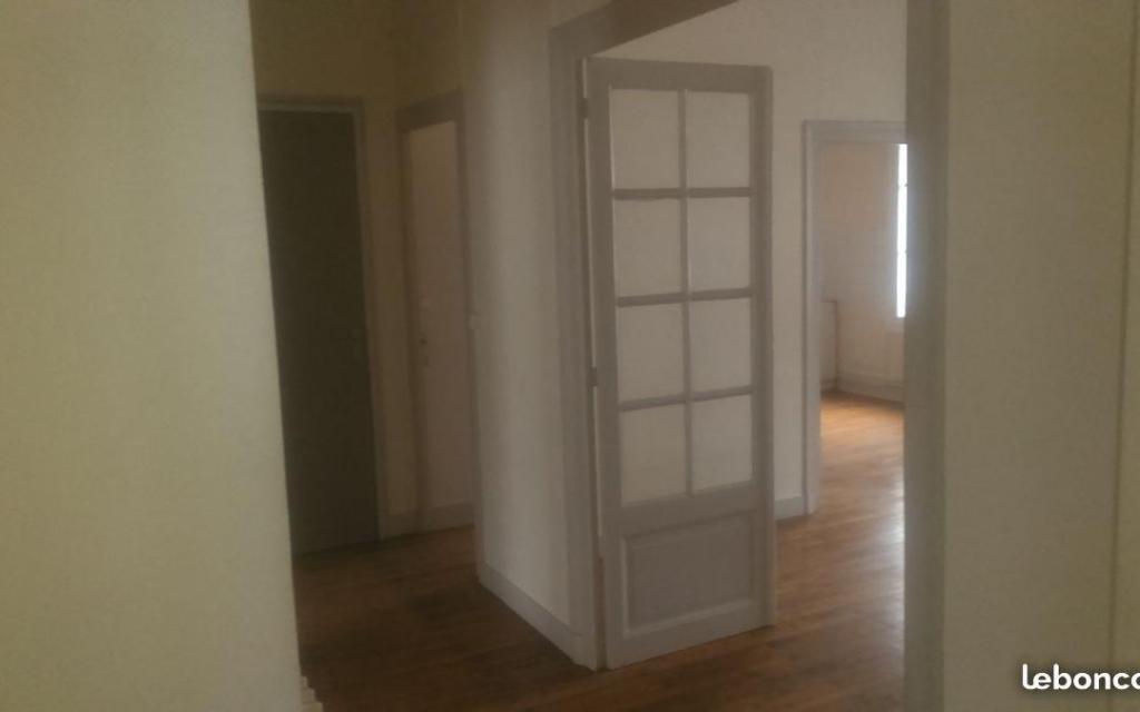 Location appartement entre particulier Angoulême, de 72m² pour ce appartement