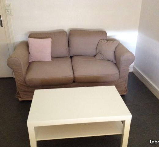 Location appartement T1 Troyes - Photo 1