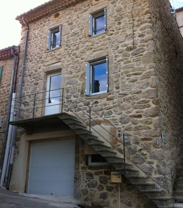 De particulier à particulier Saint-Péray, appartement maison de 66m²