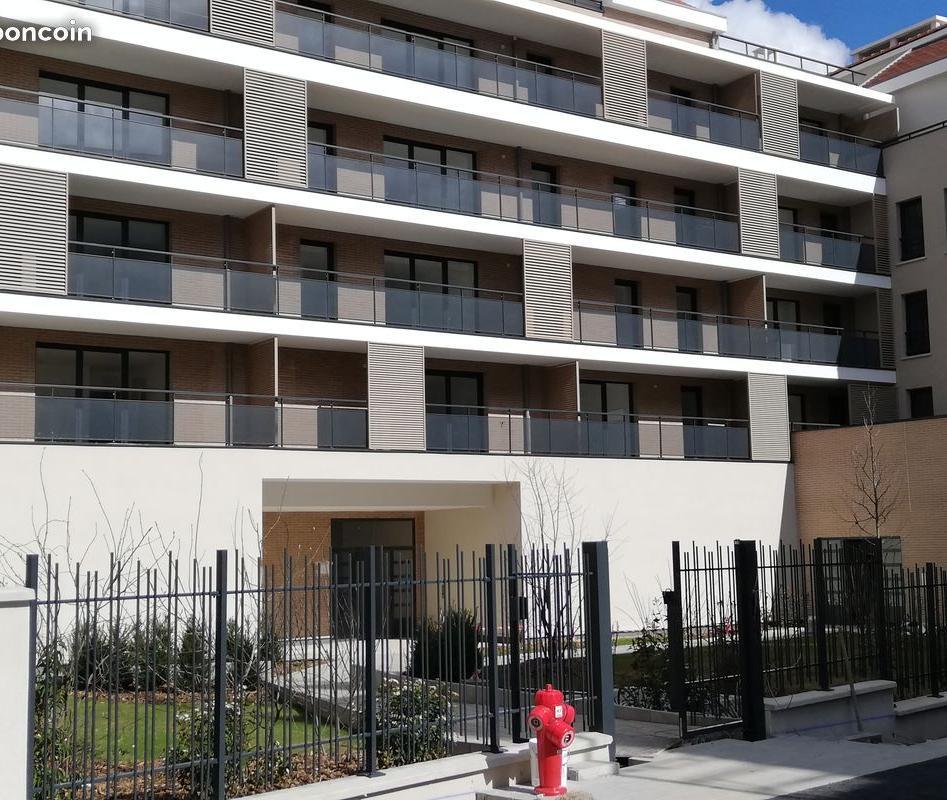 Location de particulier à particulier à Jouy-le-Moutier, appartement appartement de 58m²