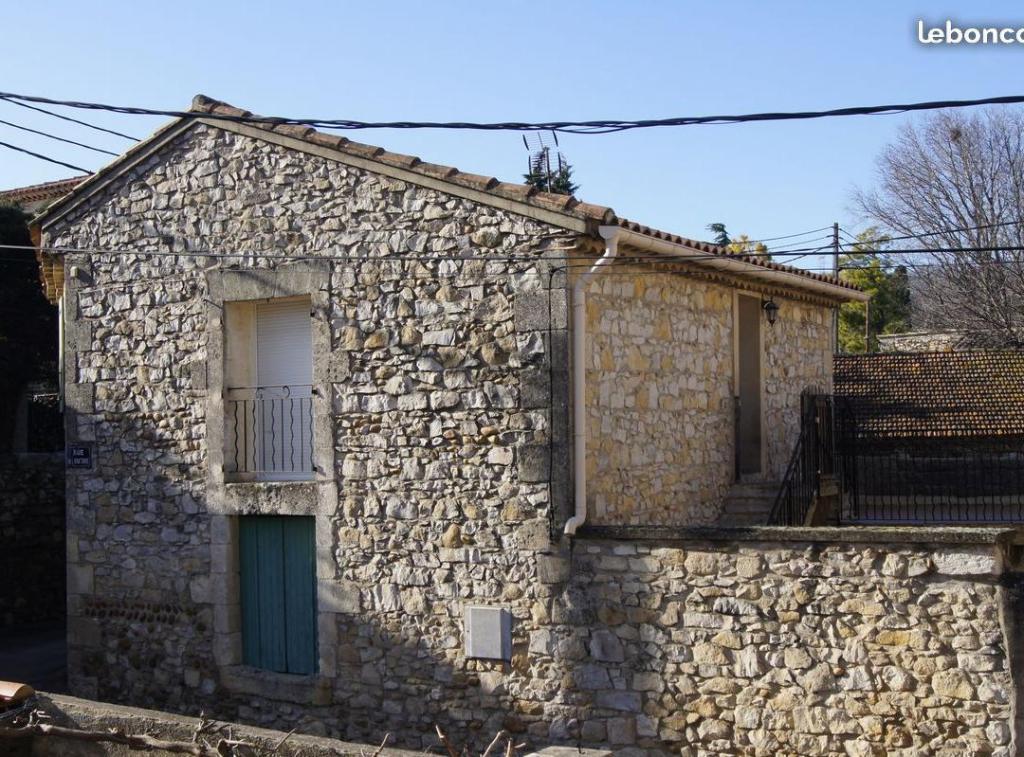 Location particulier à particulier, maison, de 65m² à Rochefort-du-Gard