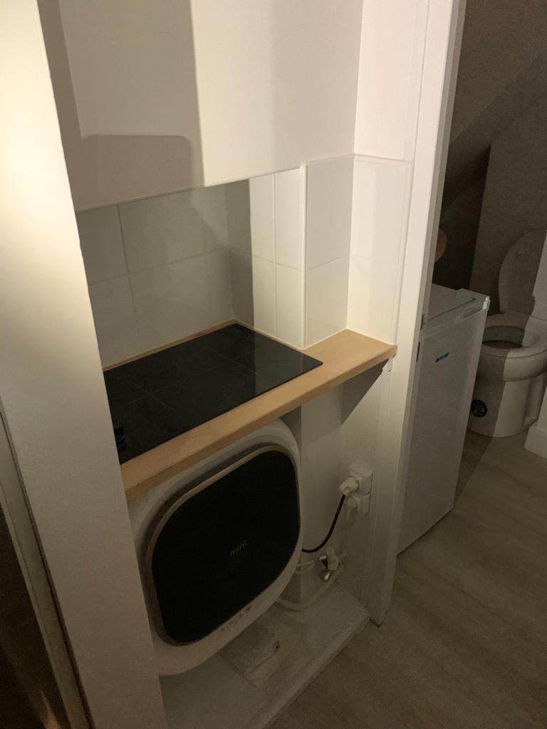 Location appartement entre particulier Paris 02, studio de 12m²