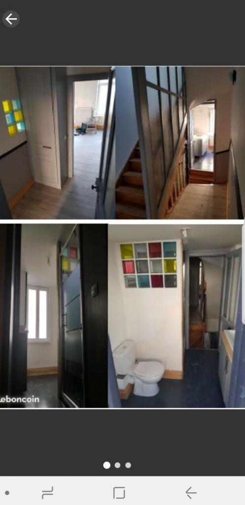 De particulier à particulier Boulogne-sur-Mer, appartement appartement, 83m²