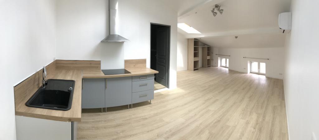 Entre particulier , appartement, de 44m² à Bidon