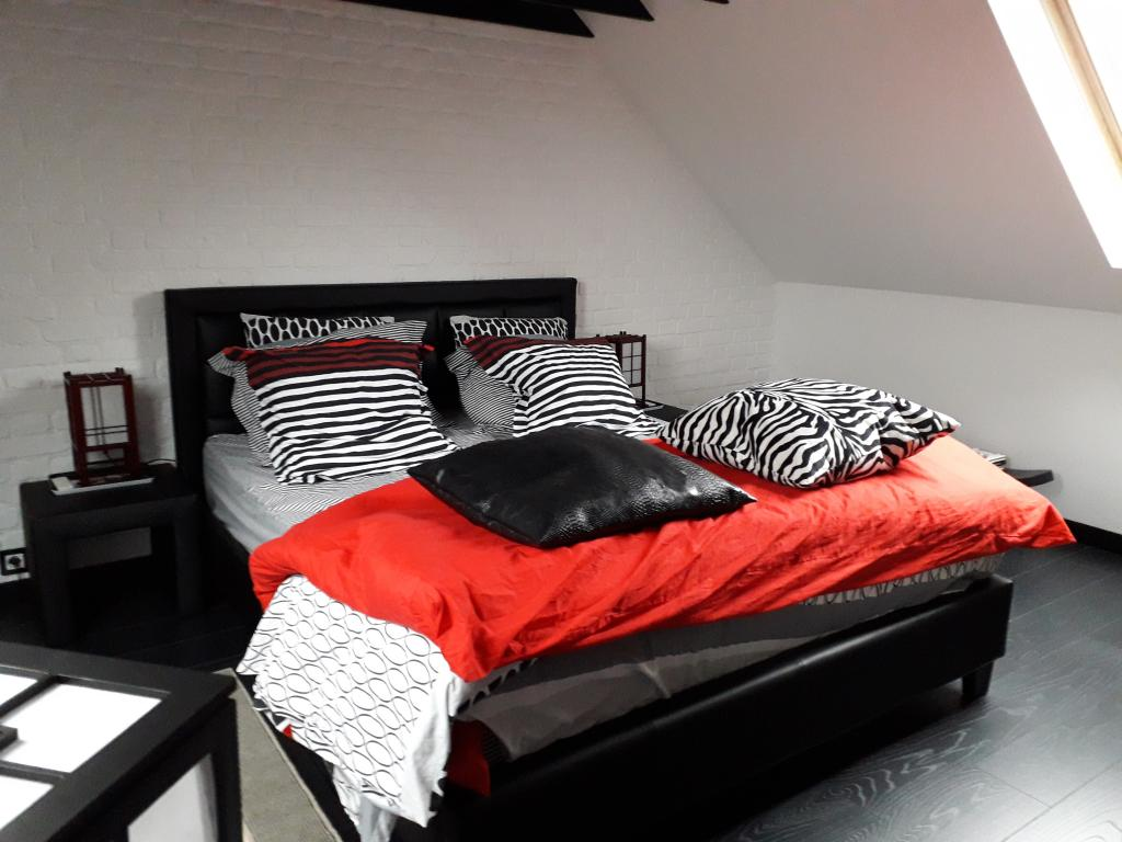 Location appartement entre particulier Marcq-en-Baroeul, chambre de 18m²