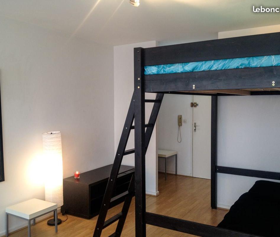 32m² pour ce joli appartement