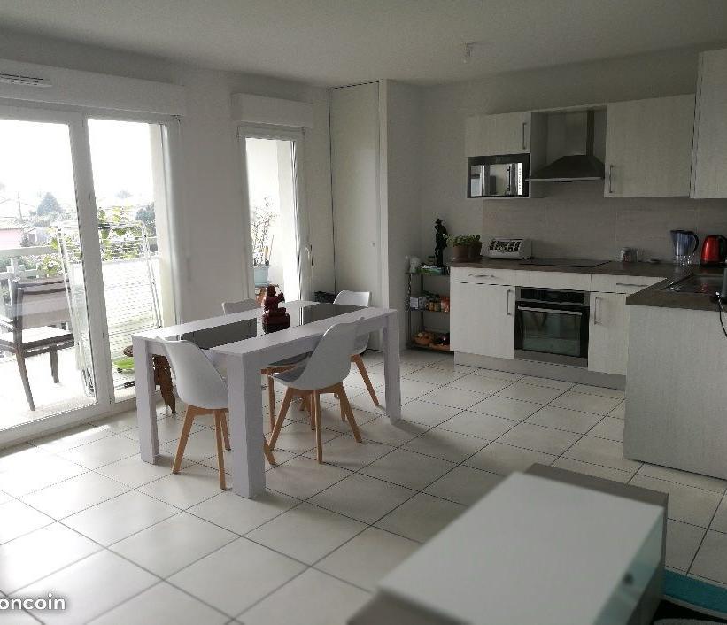Location particulier Boucau, appartement, de 71m²