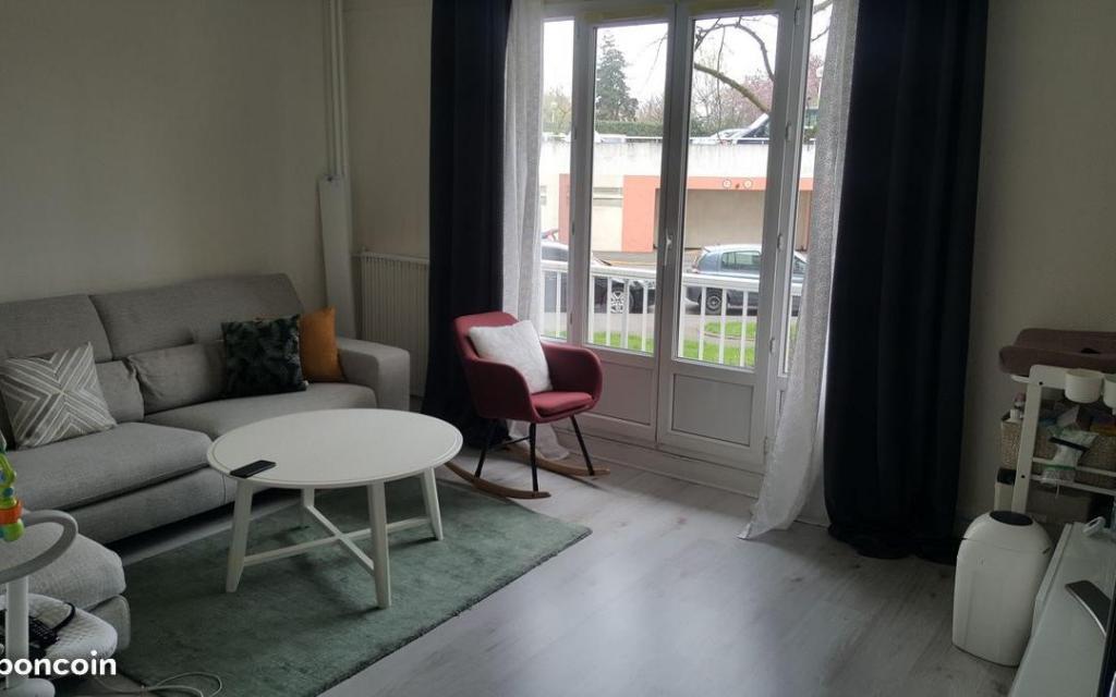 Location appartement entre particulier Rosny-sous-Bois, de 50m² pour ce appartement