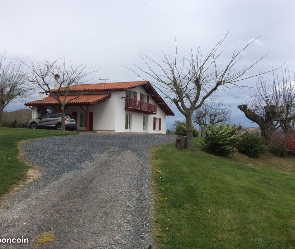 Location particulier Saint-Martin-d'Arberoue, appartement, de 90m²