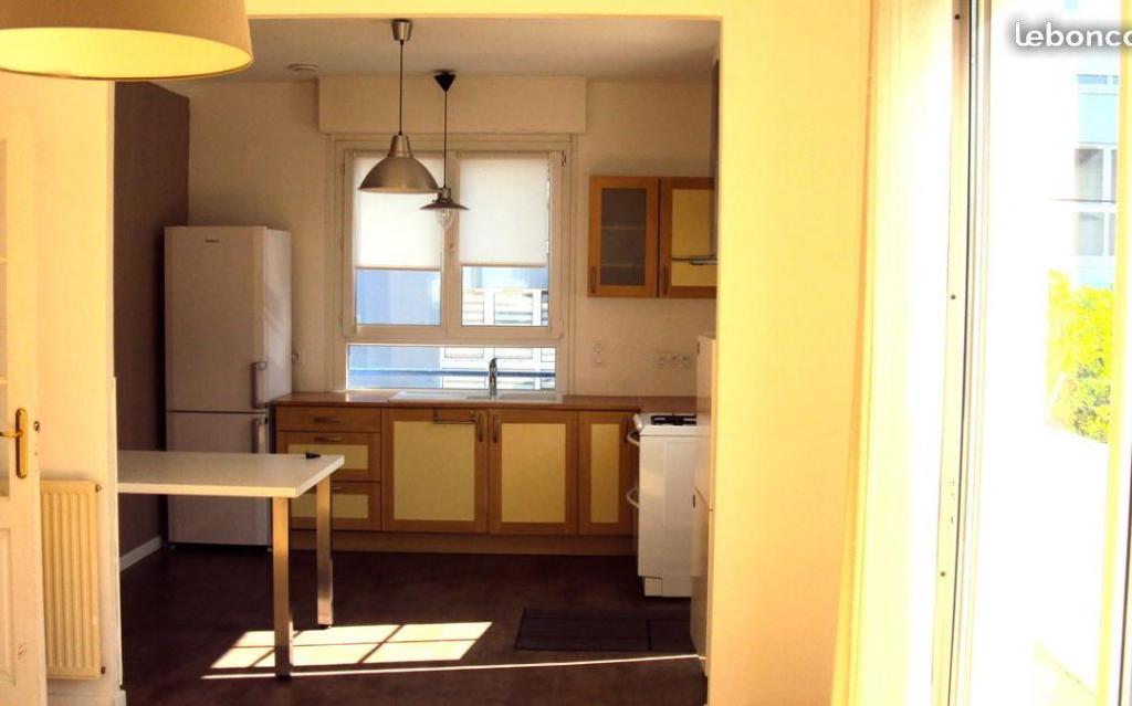 Appartement particulier, appartement, de 66m² à Lorient