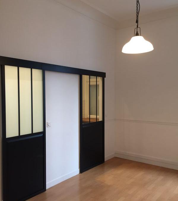 Appartement particulier à Paris 19, %type de 23m²