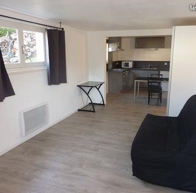 Location appartement entre particulier Ceyrat, de 28m² pour ce studio