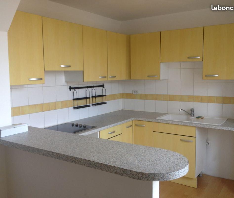 Location particulier à particulier, appartement, de 60m² à Épône