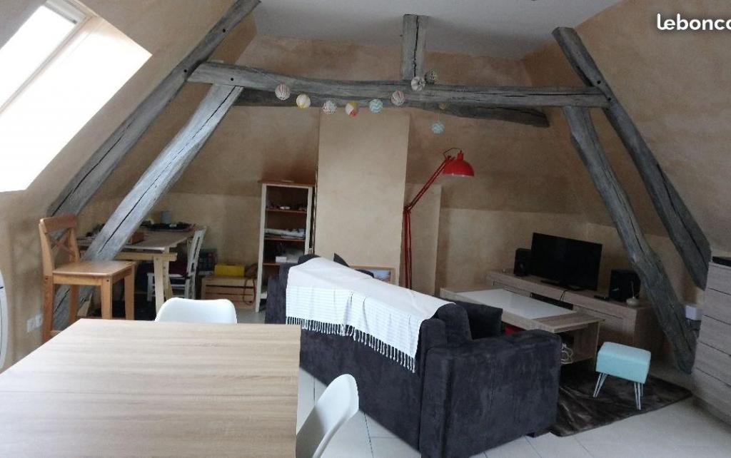 De particulier à particulier Hardivillers-en-Vexin, appartement appartement de 40m²