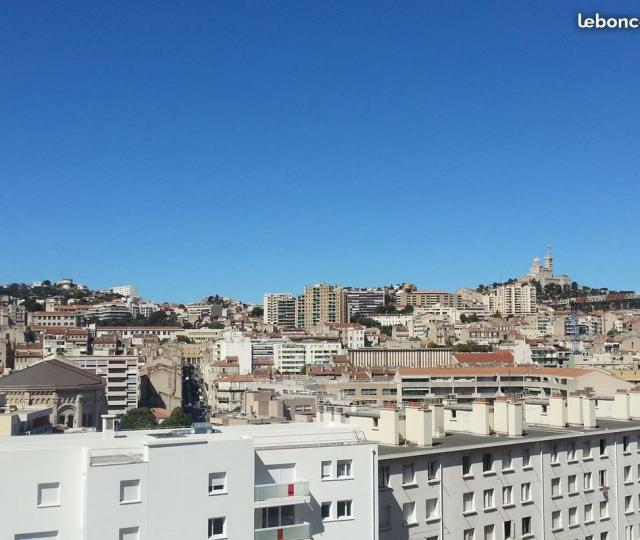 Location appartement T3 Marseille 08 - Photo 1