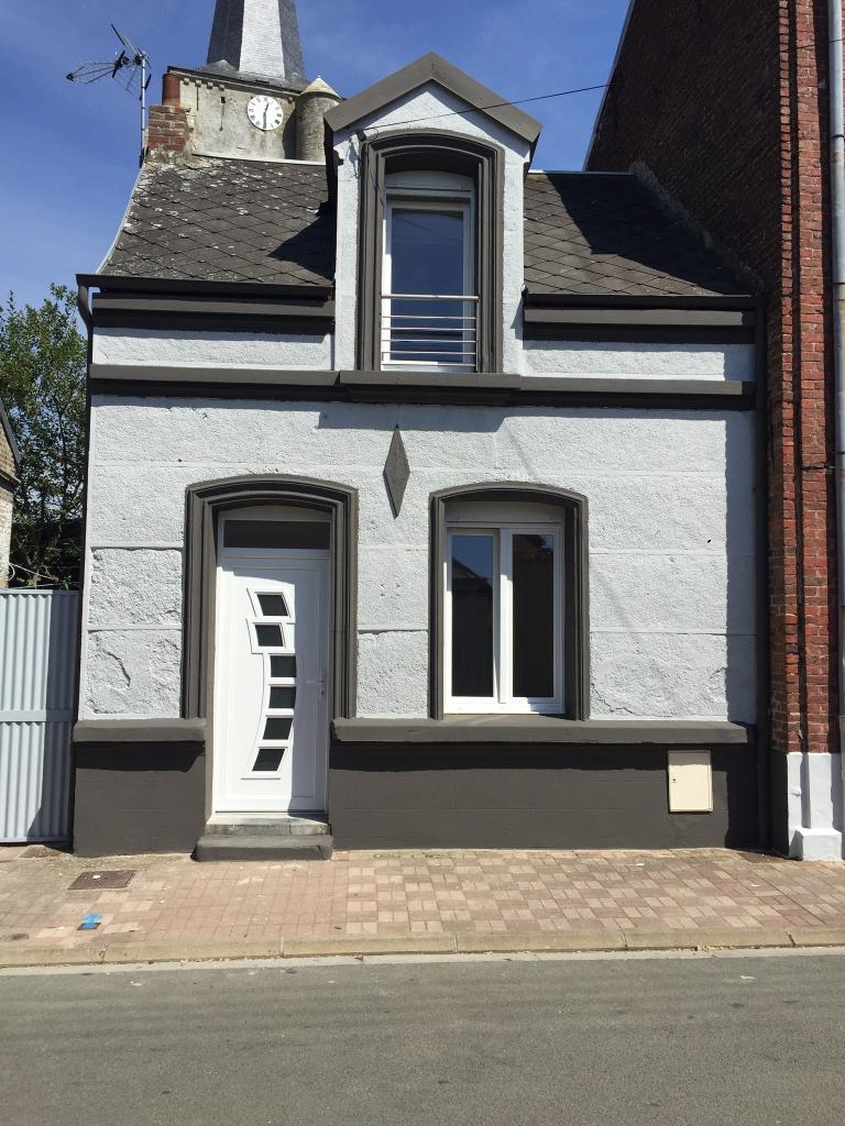 De particulier à particulier , maison, de 80m² à Rieux-en-Cambrésis