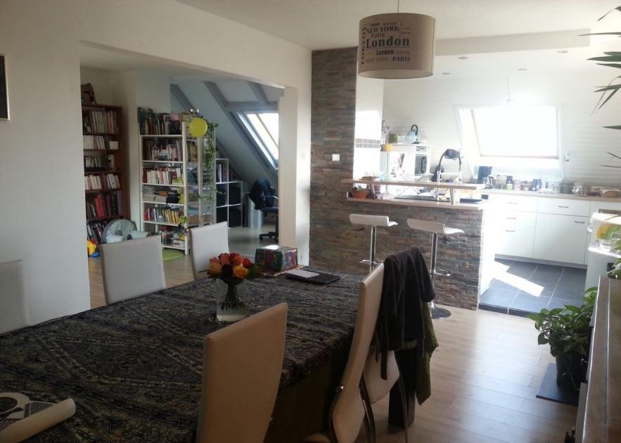 Location appartement entre particulier Geispolsheim, appartement de 78m²