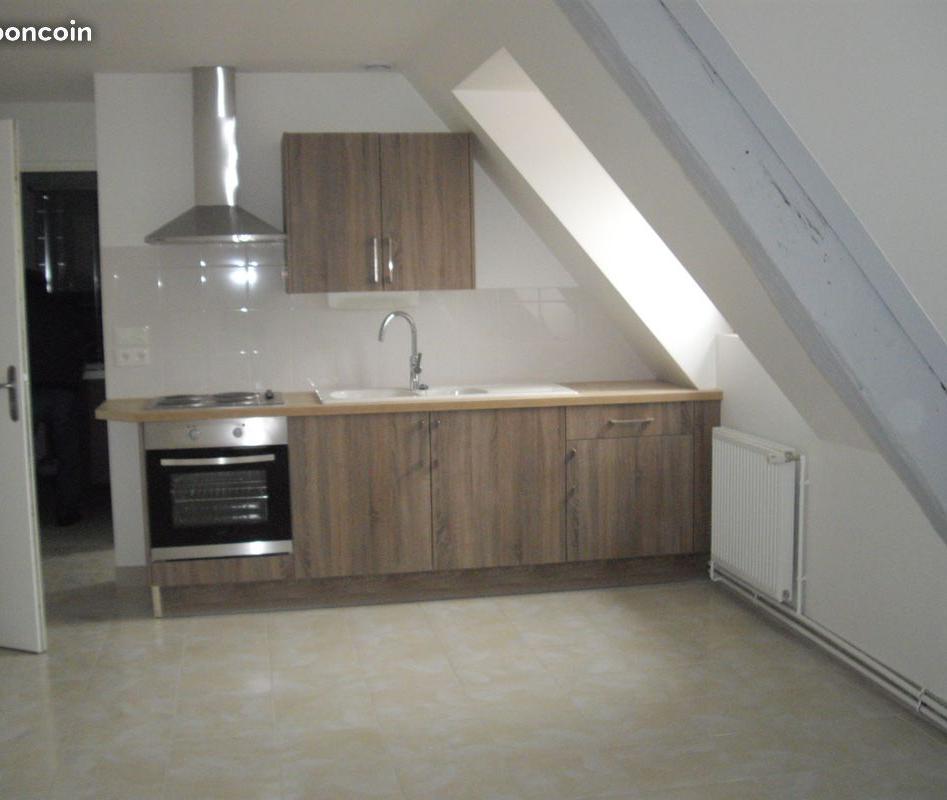 Particulier location, appartement, de 55m² à Vieux-Villez