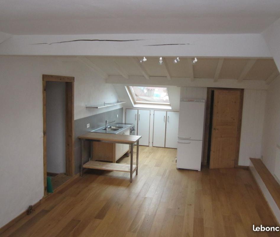 Location immobilière par particulier, Cordon, type appartement, 74m²