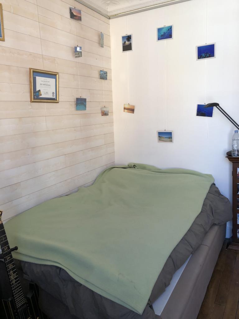 Appartement particulier, chambre, de 15m² à Paris 13