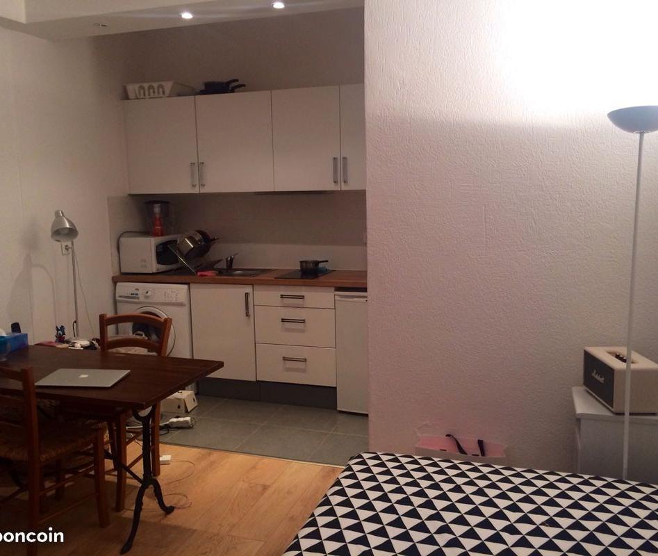 Location appartement entre particulier Paris 03, studio de 18m²