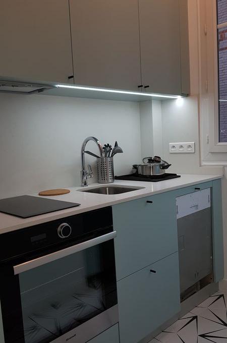 De particulier à particulier , appartement, de 40m² à Paris 20
