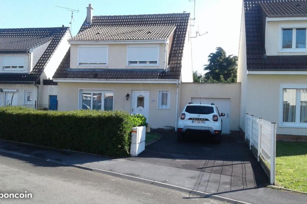 Appartement particulier à Sin-le-Noble, %type de 98m²