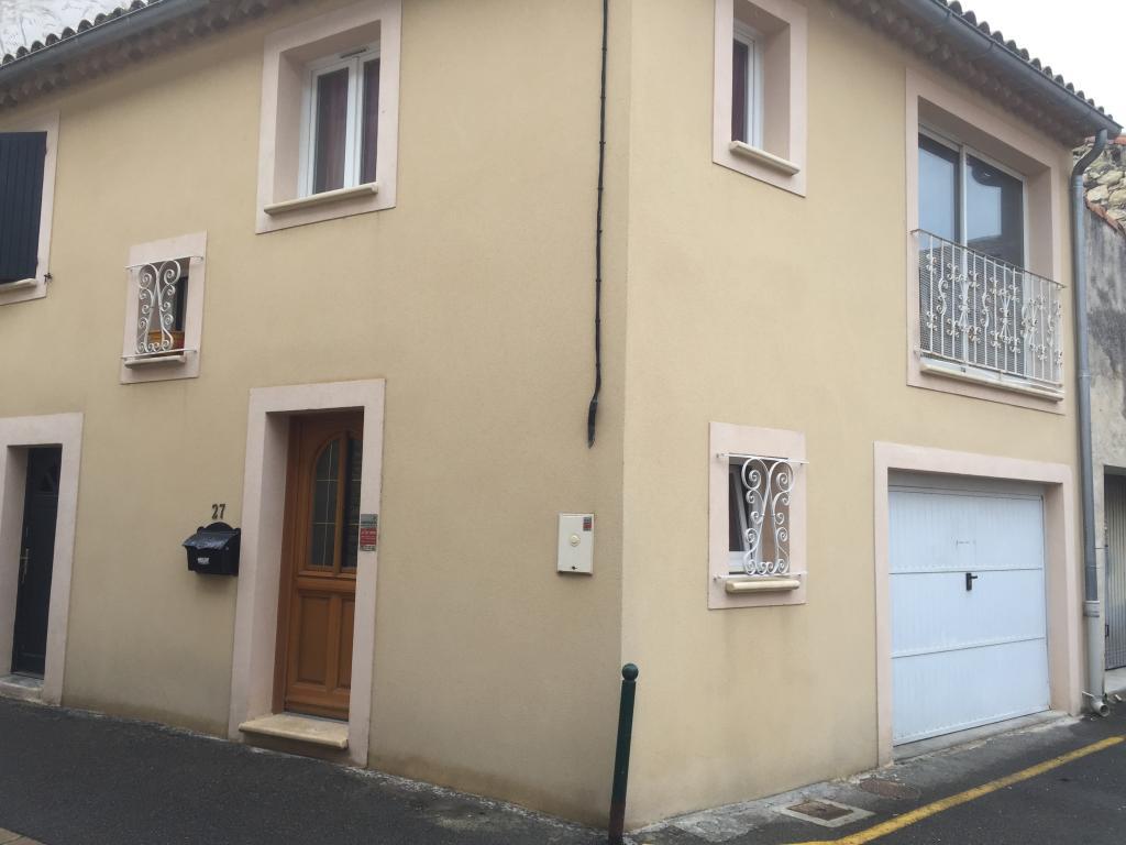 Particulier location, maison, de 75m² à Caderousse