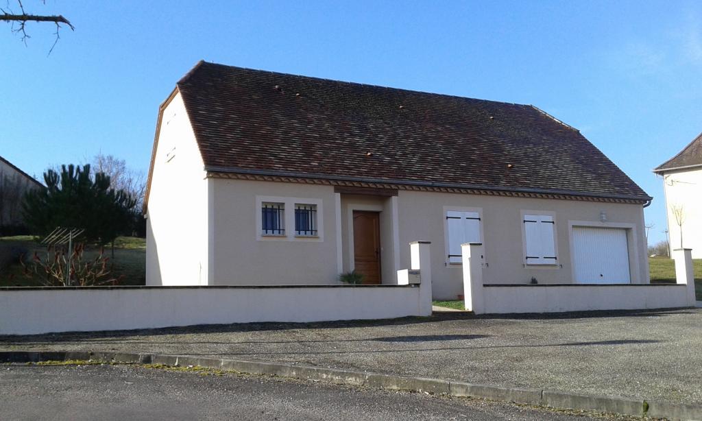 Location particulier Soulomès, maison, de 107m²