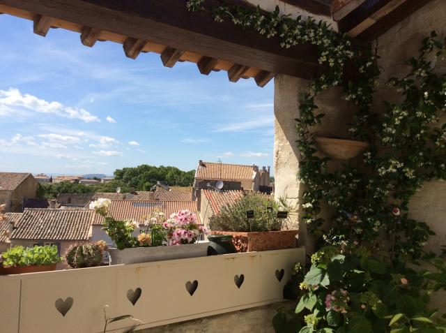 Location appartement T2 Uzes - Photo 1