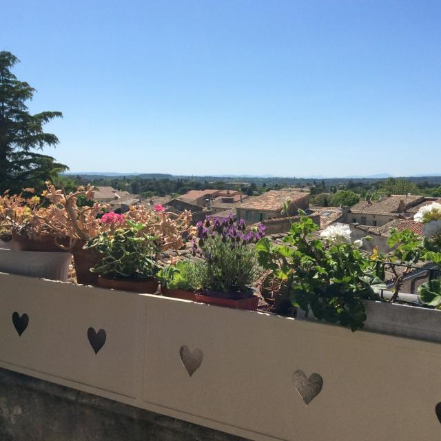 Location appartement T2 Uzes - Photo 2