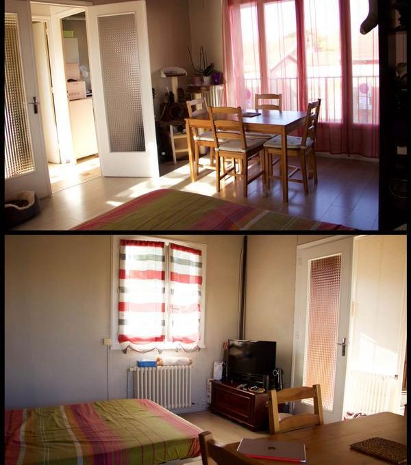 Location de particulier à particulier, appartement, de 27m² à Tassin-la-Demi-Lune