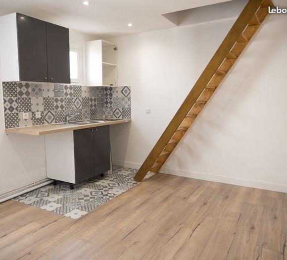 Location appartement entre particulier Pantin, de 15m² pour ce studio