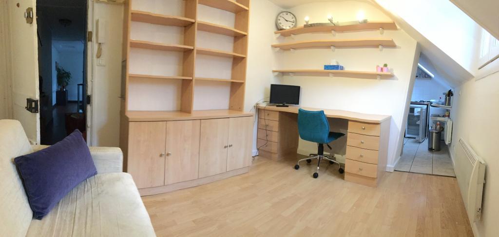Location appartement par particulier, studio, de 12m² à Paris 07