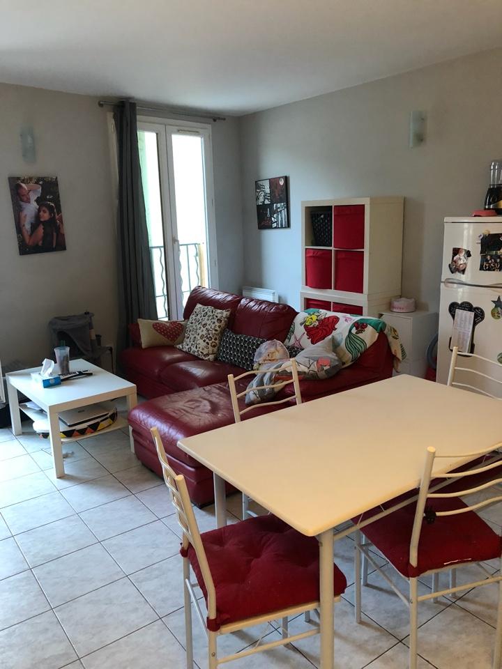 De particulier à particulier, appartement à Marseille 11, 43m²