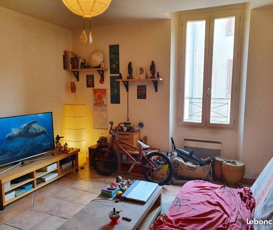 De particulier à particulier, appartement à Cuers, 35m²