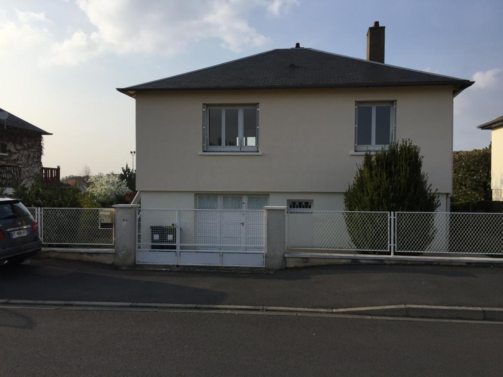 Location particulier à particulier, maison, de 80m² à Bourges