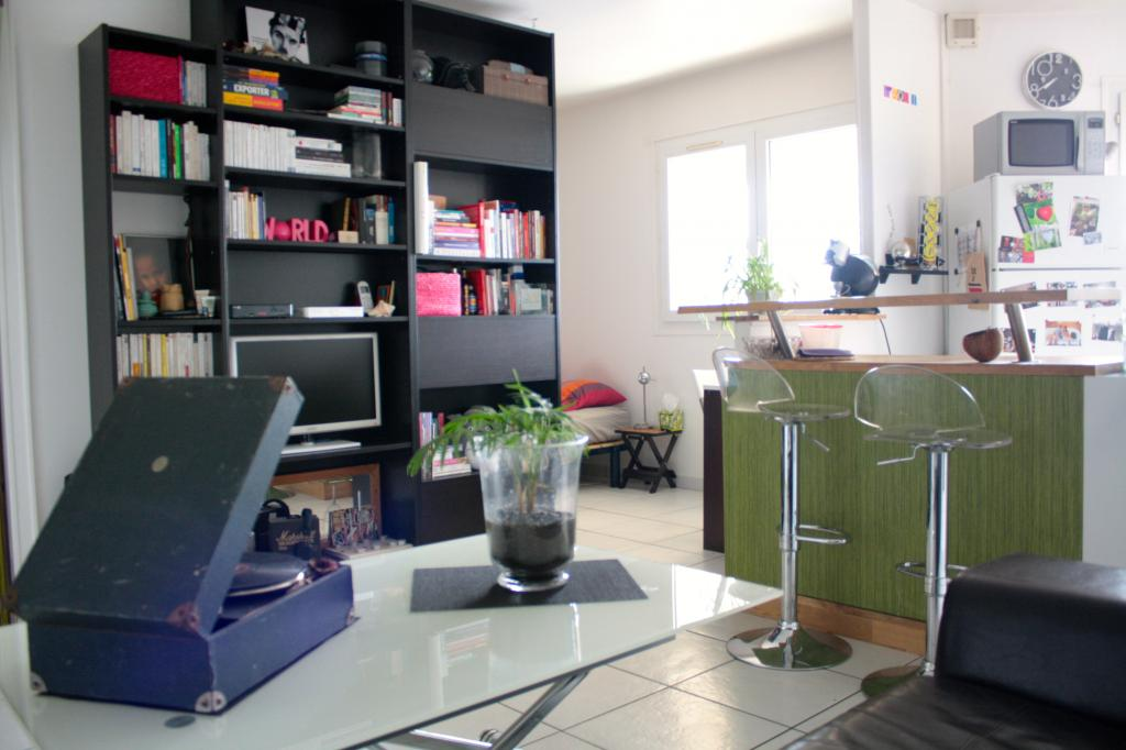 De particulier à particulier, studio à Le Plessis-Pâté, 35m²