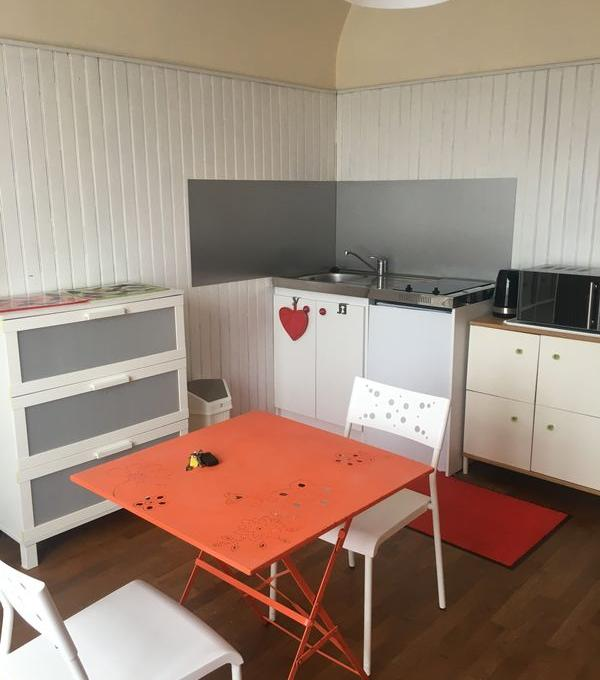 Appartement particulier, studio, de 23m² à Saint-Avertin