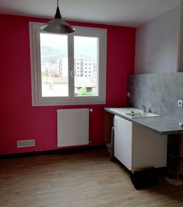 Location particulier Seyssinet-Pariset, appartement, de 55m²