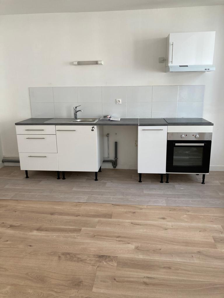 De particulier à particulier, appartement à Boulogne-sur-Mer, 40m²