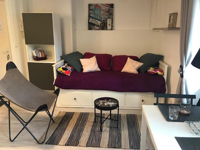 Location immobilière par particulier, Royat, type studio, 22m²