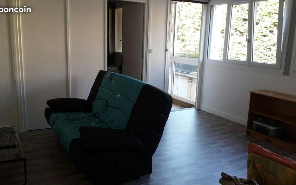 Location appartement entre particulier Rennes, appartement de 46m²