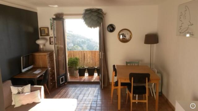 Location appartement T3 St Jeannet - Photo 1